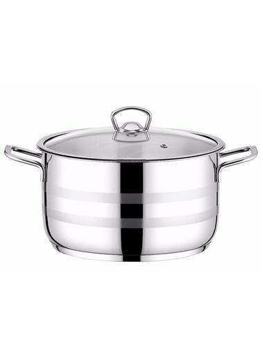 TAÇ Steel Çelik Derin Tencere 20 cm-Taç Mutfak